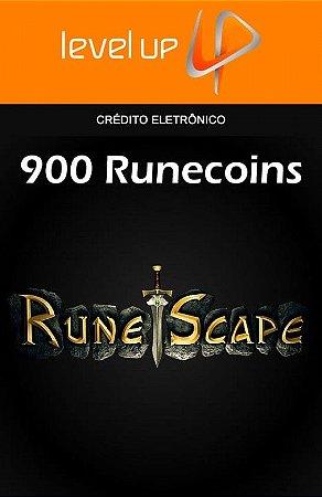 RuneScape - 900 Runecoins