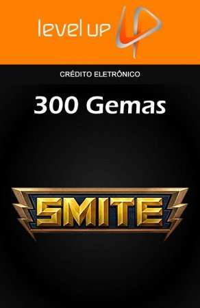 Smite - 300 Gemas