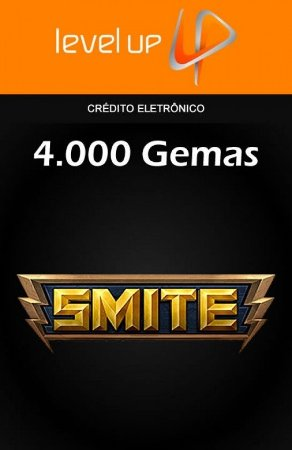 Smite - 4.000 Gemas