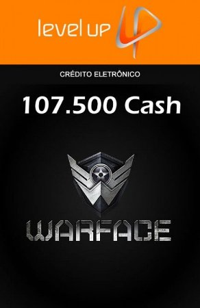 Warface - 107.500 Cash