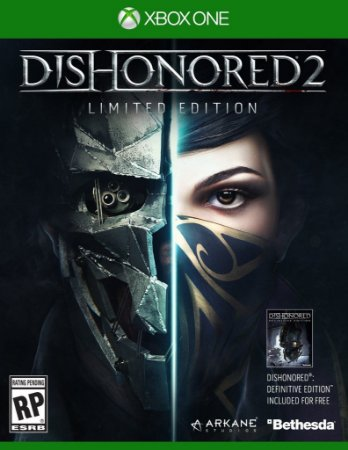 Dishonored 2-  Xbox One