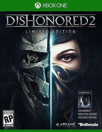 Dishonored 2 - Xbox One - Mídia Digital