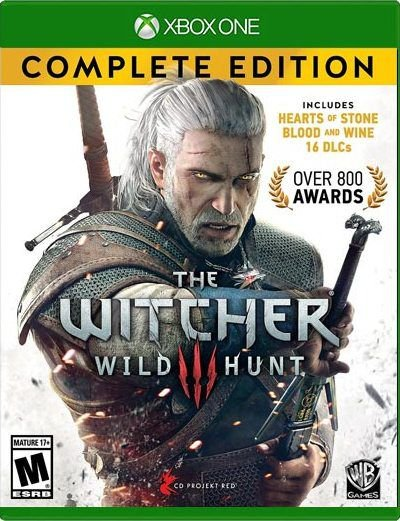 The Witcher 3: Wild Hunt – Complete Edition - Xbox One - Mídia Digital