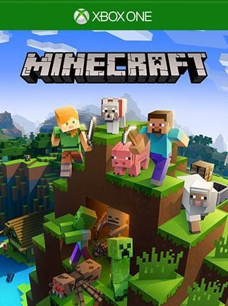 Minecraft  - Xbox One - Mídia Digital