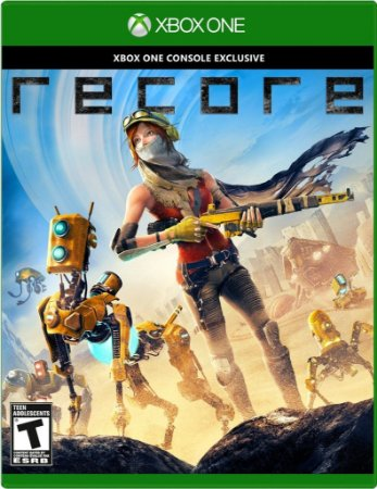 ReCore - Xbox One - Mídia Digital