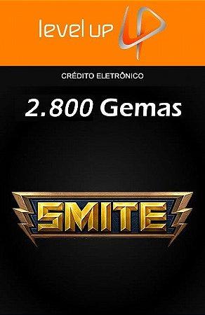 Smite - 2.800 Gemas