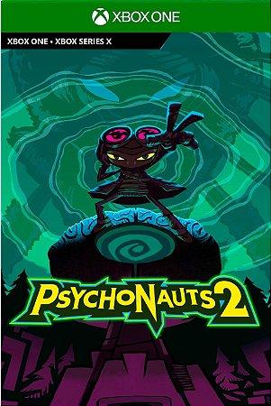 Psychonauts 2  - Xbox One - Mídia Digital