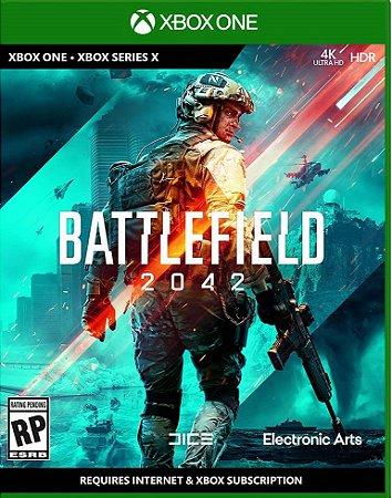 Battlefield 2042   - Xbox Series X|S - Mídia Digital