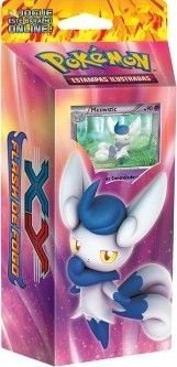 Pokemon - Deck - XY2 Flash de Fogo - Tufão Mistico (Meowstic)