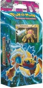 Pokemon - Deck - XY4 Força Fantasma - Tornado de Raios (Galvantula)