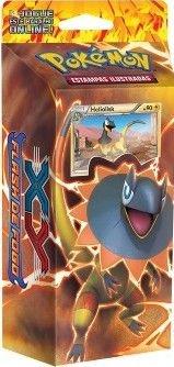 Pokemon - Deck - XY2 Flash de Fogo - Trovão Reluzante (Heliolisk)