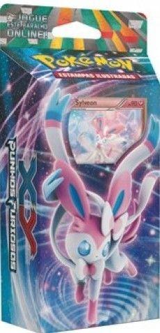 Pokemon - Deck - XY3 Punhos Furiosos - Eco Encantado (Sylveon)