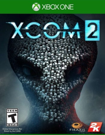 XCOM 2  - Xbox One - Mídia Digital