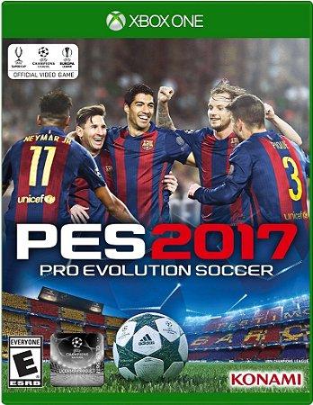 Pes 2017 (Pro Evolution Soccer 17) - Xbox One