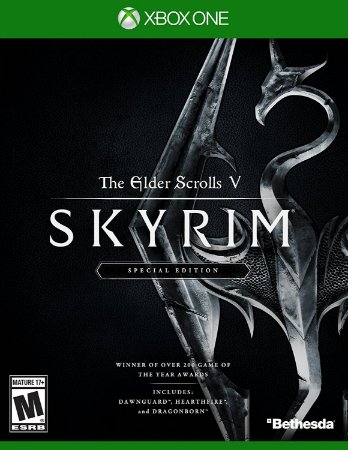 The Elder Scrolls V: Skyrim Special Edition  - Xbox One - Mídia Digital