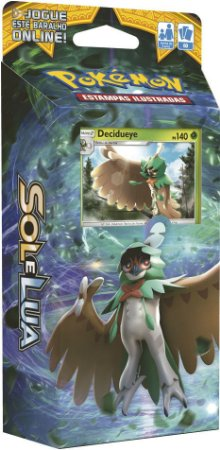 Pokemon - Deck - Sol e Lua - Sombra Florestal (Decidueye)