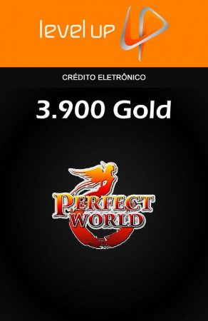 Perfect World - 3.900 Gold