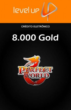 Perfect World - 8.000 Gold