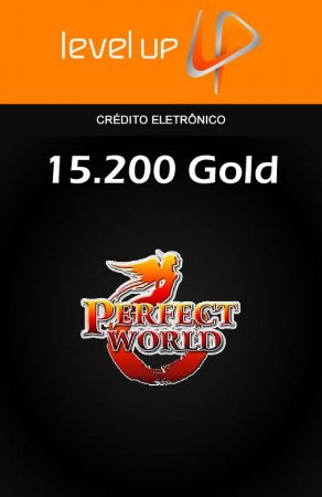 Perfect World - 15.200 Gold