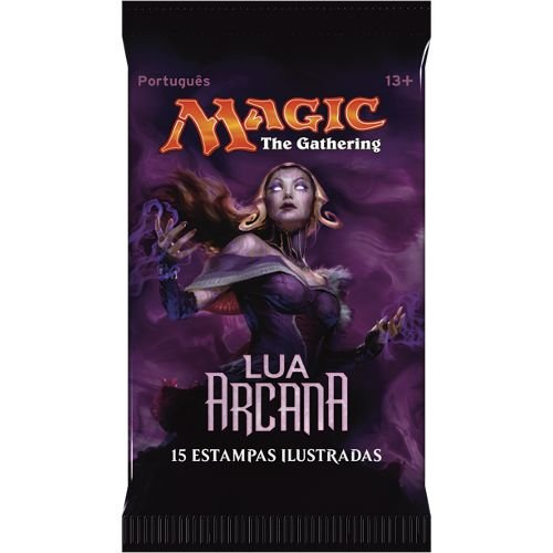 Magic - Booster - Lua Arcana (Português)