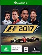Formula 1 F1 2017 - Xbox One - Mídia Digital
