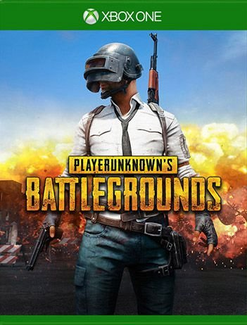 Playerunknown's Battlegrounds PUBG - Xbox One