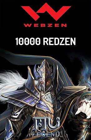 Mu Legend - 10000 Redzen