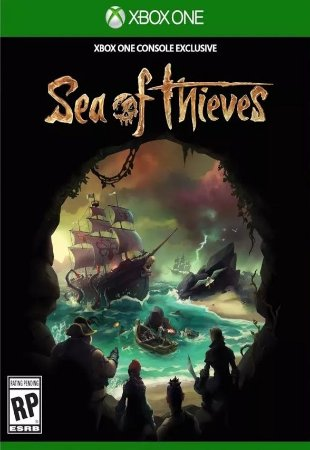 Sea of Thieves  - Xbox One - Mídia Digital