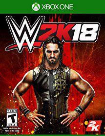 WWE 2k18 - Xbox One - Mídia Digital