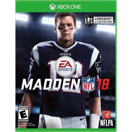 Madden NFL 18 - Xbox One - Mídia Digital
