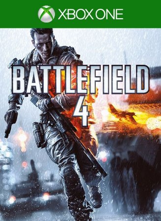 Battlefield 4 - Xbox One - Mídia Digital