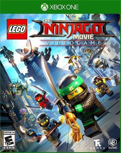 LEGO NINJAGO O Filme - Xbox One - Mídia Digital