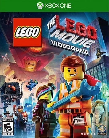 LEGO The Movie - Xbox One - Mídia Digital