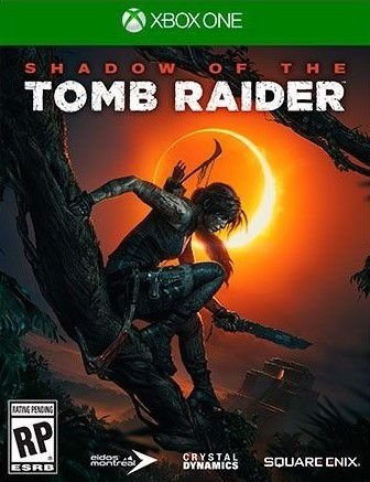 Shadow of The Tomb Raider  - Xbox One - Mídia Digital