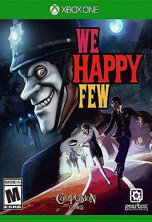 We Happy Few  - Xbox One - Mídia Digital