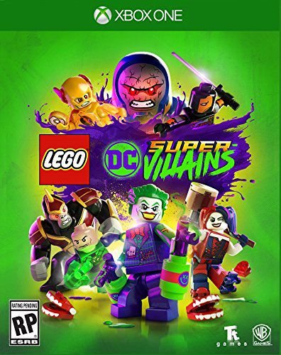 LEGO DC Super-Vilões -  Xbox One