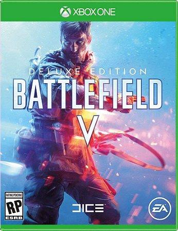 Battlefield V Edição Deluxe - Xbox One - Mídia Digital