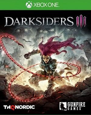 Darksiders 3  - Xbox One - Mídia Digital