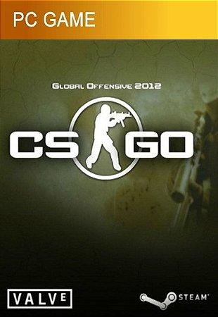Counter-Strike: Global Offensive (CS GO) - STEAM PC