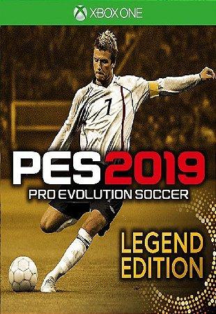 PES 2019 Legend Edition (Pro Evolution Soccer 19)   - Xbox One