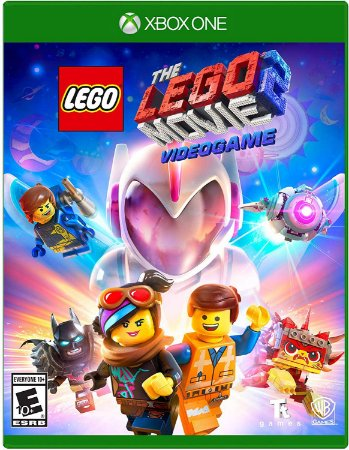 Lego Movie 2  - Xbox One - Mídia Digital