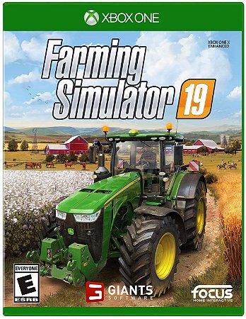 Farming Simulator 19 -  Xbox One - Mídia Digital