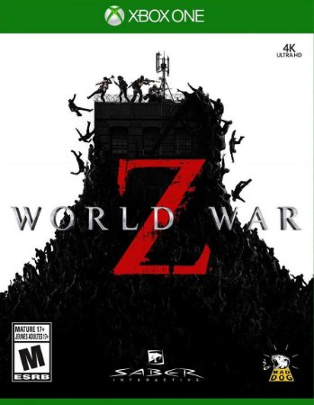 World War Z  - Xbox One - Mídia Digital