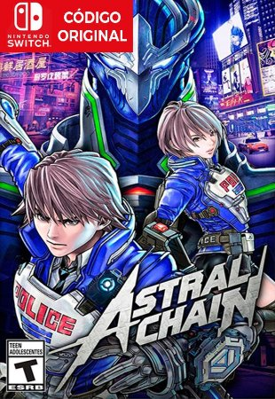 Astral Chain - Nintendo Switch Digital