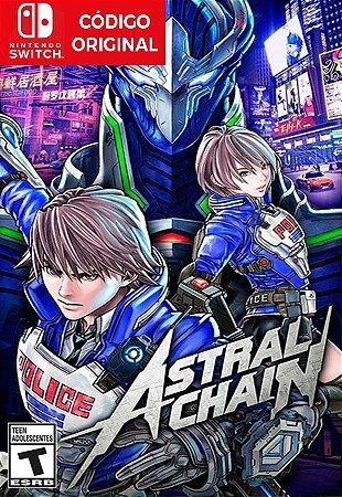Astral Chain - Nintendo Switch Digital