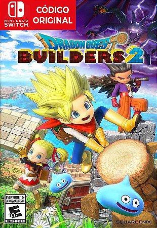 Dragon Quest Builders 2 - Nintendo Switch Digital