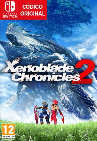 Xenoblade Chronicles 2 - Nintendo Switch Digital