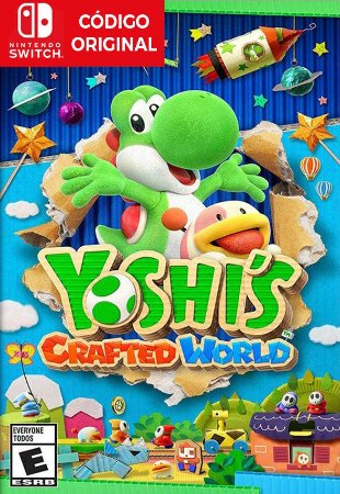 Yoshi's Crafted World - Nintendo Switch Digital