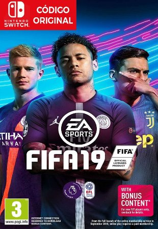 Fifa 19 - Nintendo Switch Digital
