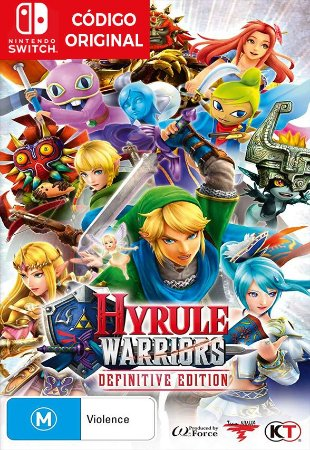 Hyrule Warriors: Definitive Edition - Nintendo Switch Digital